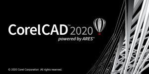 CorelCAD 2020中文破解版下载