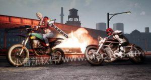 mac游戏下载 暴力摩托 Road Redemption