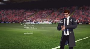 mac游戏下载 足球经理2021 Football Manager2021