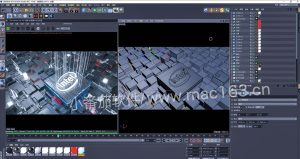 C4D动画渲染软件CINEMA 4D