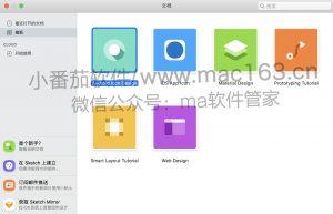 Sketch 专业UI 设计软件