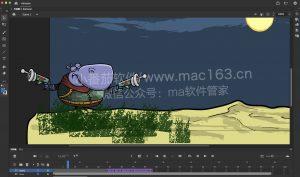 Adobe Animate 2021中文破解版下载