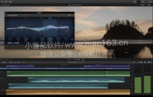 Final Cut Pro X2020 FCPX视频编辑软件