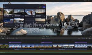 Final Cut Pro X 苹果视频剪辑软件
