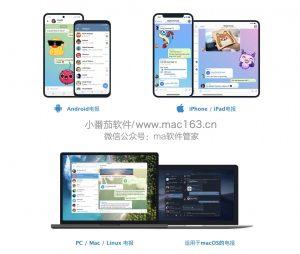 Telegram电报 官网中文版下载