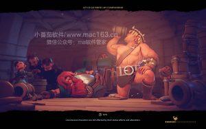 纳赫鲁博王国地下城 中文破解版下载