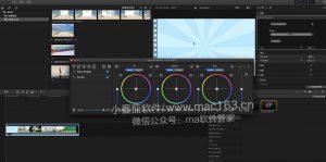 ColorFinale Pro 专业分级调色插件