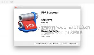 PDF Squeezer4 PDF压缩工具