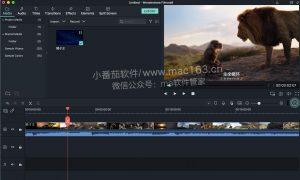 Wondershare Filmora X中文破解版汉化版