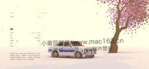 Mac单机游戏 拉力赛艺术 art of rally