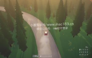 Mac单机游戏 拉力赛艺术 art of rally 中文破解版下载