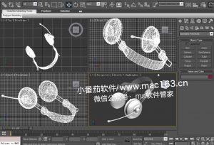 Autodesk 3ds Max 2021模型