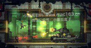 恶棍英雄 Fury Unleashed 单机游戏下载 Mac版