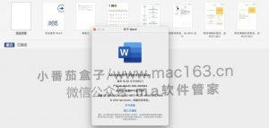 Word2019 官网中文版下载 Mac版