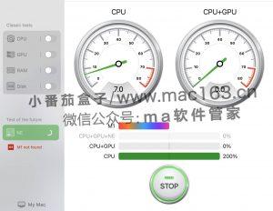 Performance Mac版 破解软件下载