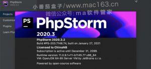 PhpStorm 2020 PHP集成开发工具