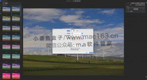 ON1 Effects 2021 摄影滤镜调色软件