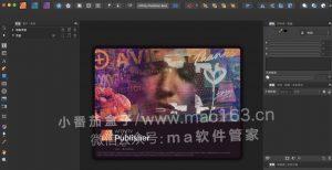 m1 Affinity Publisher 办公排版软件