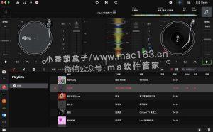 djay Pro AI 混音合成软件 中文破解版下载