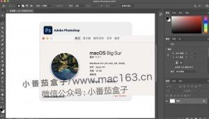 Adobe Photoshop 2021 M1版 中文破解版下载