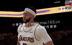 NBA 2K21 Arcade Edition mac游戏下载