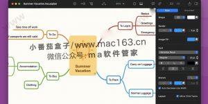 Focusplan Pro 思维导图 中文破解版下载