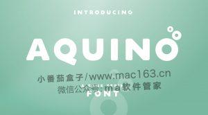 Mac字体下载 宽体设计字体 mac软件下载