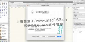 Vectorworks2020 Mac版 建筑设计软件