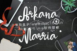 Mac设计字体下载