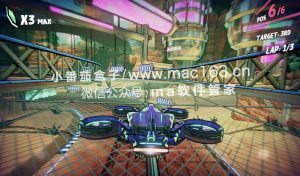 Warp Drive Mac游戏下载