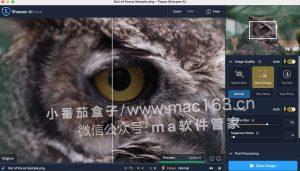 ON1 NoNoise AI 2021 Mac版 AI智能降噪软件