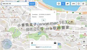 AnyGo Mac版 GPS位置虚拟定位